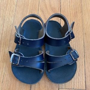 Navy blue Salt Water Sandal